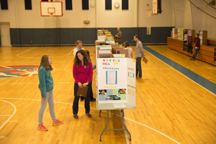 BRES Science Fair judged by ASU STEM faculty