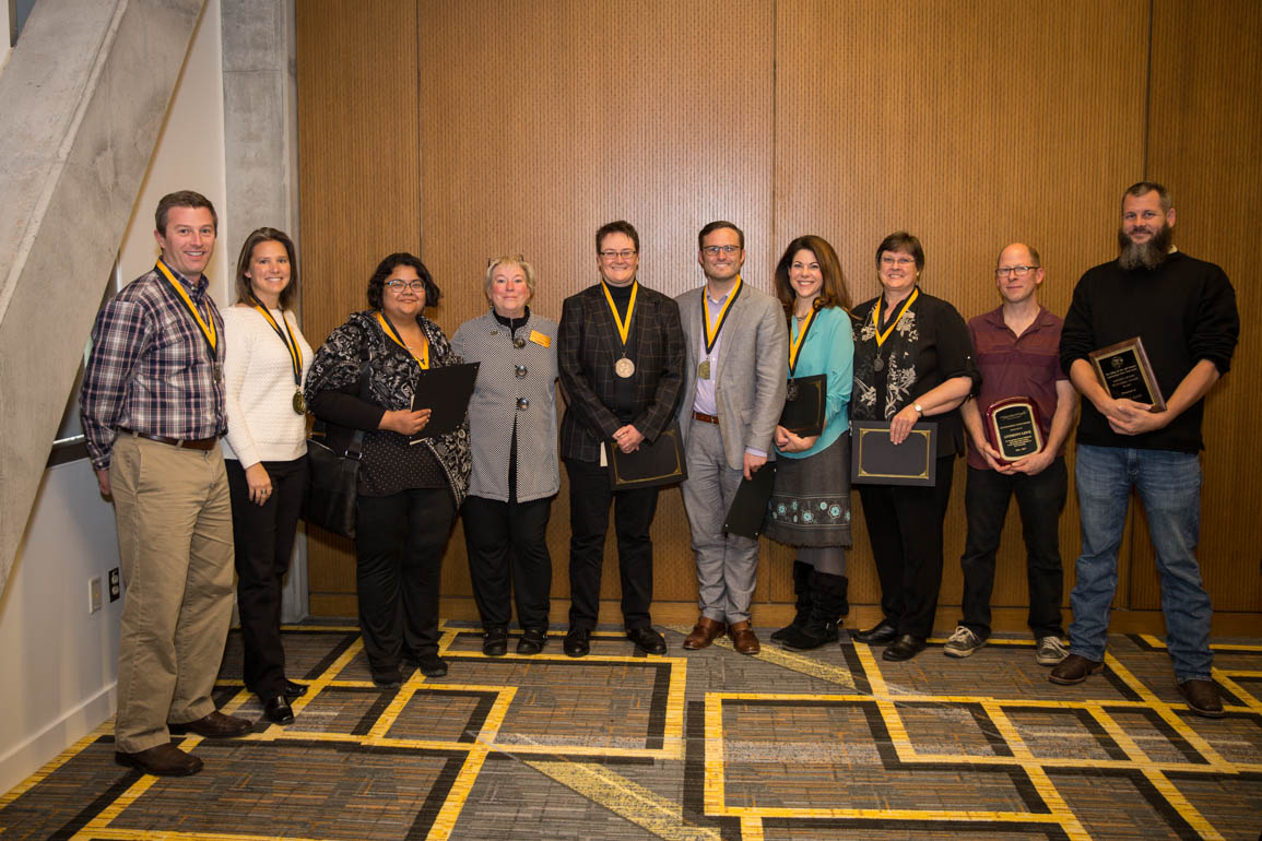 Faculty and Staff Awards 2016-17