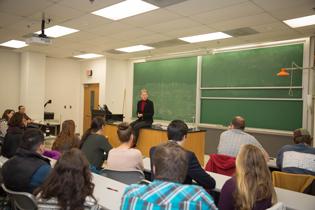 American Chemical Society President visits Appalachian 2