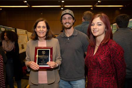 Ellen Cowan, Faculty Winner