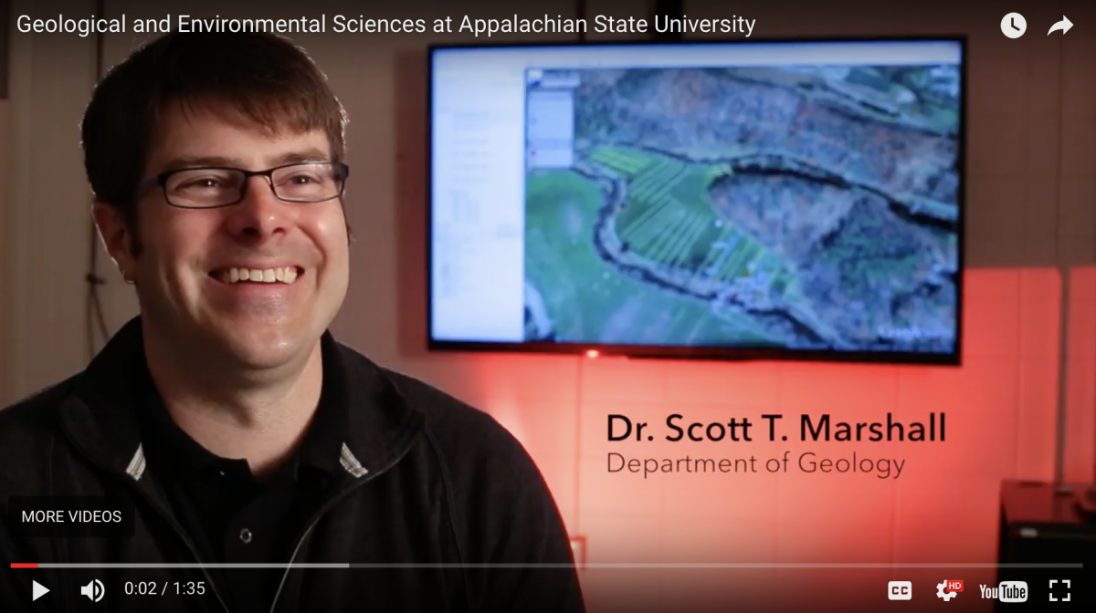Geological and Environmental Sciences video