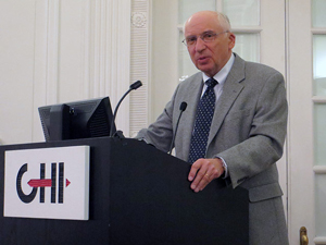 Prof. Konrad H. Jarausch