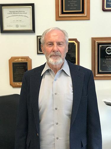 Professor Jim Deni