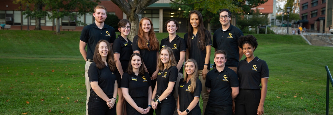 The CAS Corps, College of Arts and Sciences, Appalachian State University