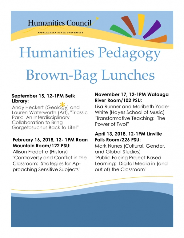 Humanities Pedagogy Brown-Bag Lunches