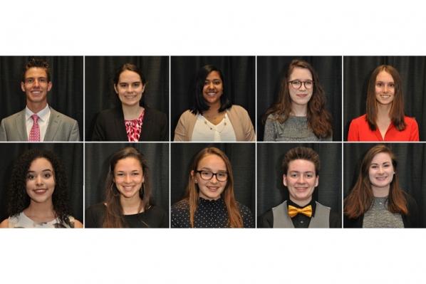 Meet the 2017 Chancellor's Scholars