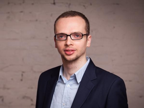 Armin Langer, activist and founder of Salaam-Shalom