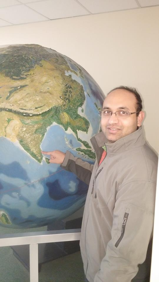 Faculty Highlight: Raguveer Mohan