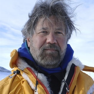 Dr. Paul Mayewski, Director of the Climate Change Institute and Distinguished Professor at the University of Maine in Orono