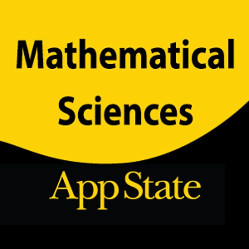 Mathematical Sciences title mark