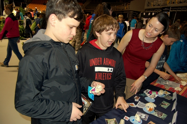 Appalachian Hosts Annual STEAM Expo, Part of the North Carolina Science Festival