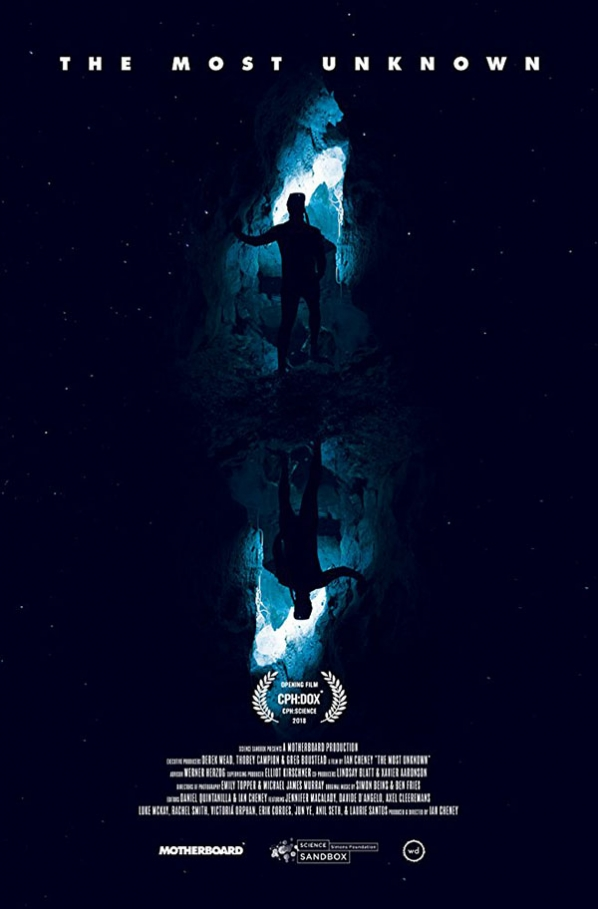 """The Most Unknown"" is a feature-length documentary featuring Appalachian's Dr. Rachel Smith, assistant professor in the university's Department of Physics and Astronomy. Internet Movie Database (IMDb) image"