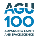 American Geophysical Union (AGU) logo - Advancing Earth and Space Science
