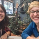 Majors Abigail Rubio and Evangeline Giaconia awarded grant from Clinton Global Initiative