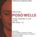 Department of Languages, Literatures and Cultures hosts its 1st Annual International Speaker Series