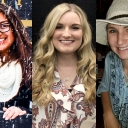 Nancy Contreras-Quinteros, a senior chemistry major; Carly Peggs, an Appalachian junior majoring in psychology and Bethany Brotherton, a senior majoring in anthropology at Appalachian.