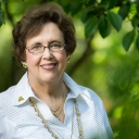 Appalachian alumna Hughlene Bostian Frank '68, who died in May. Frank matched a National Endowment for the Humanities grant to fund Appalachian's Visiting Writers Series, which is named in her honor. Photo by Marie Freeman