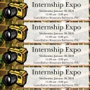 Internship Expo graphic