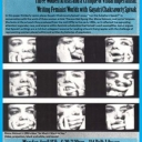 Dr. Kimberly Lamm event flyer
