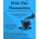 Warm Up With The Humanities flyer