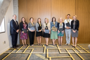 Appstate Faculty and staff honored for excellence