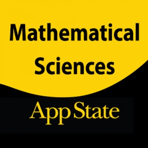 Mathematical Sciences title mark