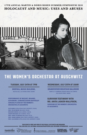 The Women's Orchestra at Auschwitz: Sonatas and Survivor Testimony