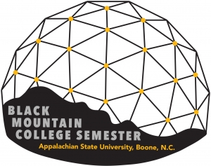 Black Mountain College Semester 2018 at Appalachian State University Feb. Events