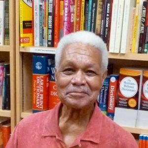 Poet Al Young will appear April 6 in the Hughlene Bostian Frank Visiting Writers Series at Appalachian State University. Photo by James Skulcroft