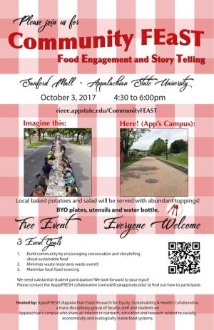 Community FEAST event