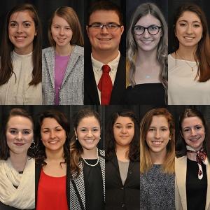 Appalachian awards 11 students Plemmons Scholarships for 2017-2018