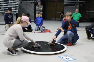 SumoBot Competition at Appalachian State
