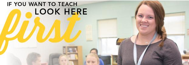 First Teach banner 2