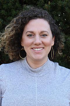 Laura Pell, Assistant Director for the Career Development Center