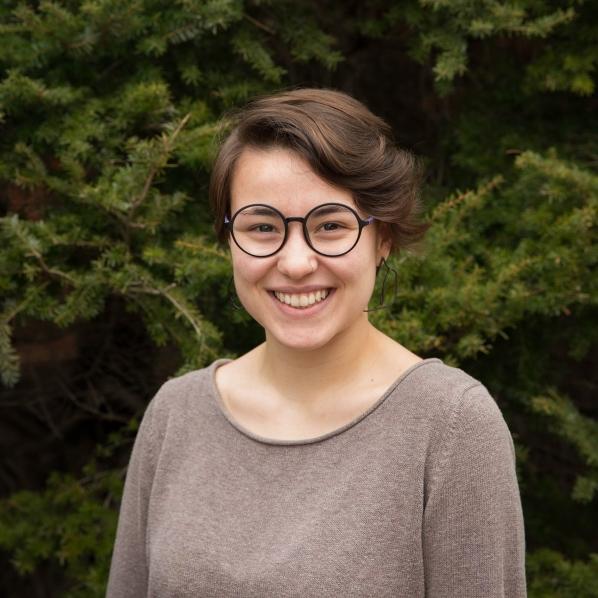 Junior philosophy major and religion minor, Jordan Venditelli, from Raleigh, N.C.