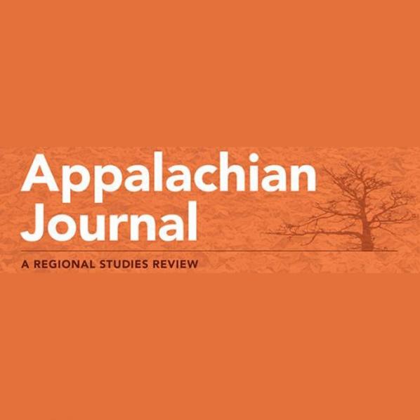Appalachian Journal graphic: Appalachian State's interdisciplinary, peer-reviewed quarterly