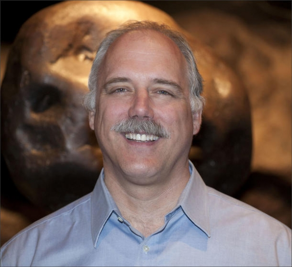 Dr. Denton Ebel, curator at the American Museum of Natural History