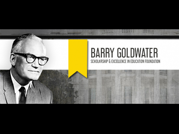 Barry Goldwater Scholarships graphic