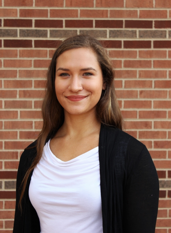 SAFE student recipient Maira Ezerins, a former graduate student in the Department of Psychology. Photo submitted.
