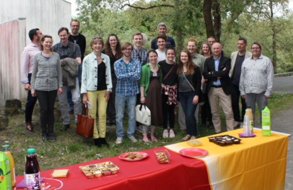 Appalachian Students in Angers, France