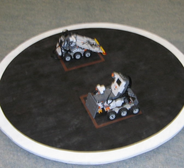 Sumobot competition
