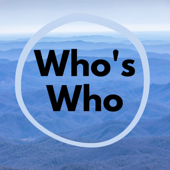 Who's Who graphic