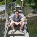 Aric Thoresen '16, Anthropology major. Photo submitted.