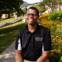 Brandon Moore was named App State Student Teacher of the Year for the 2019-20