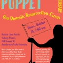 Bread & Puppet: Free Performance of Our Domestic Resurrection Circus event poster. Graphic submitted.