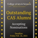 CAS Outstanding Alumni Award Accepting Nominations