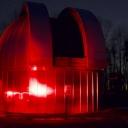 Appalachian State Dark Sky Observatory on the Blue Ridge Parkway