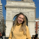 CAS Corps member, Emery Turner, a senior global studies major. Photo submitted