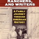 """""""Abolitionists, Doctors, Ranchers, and Writers: A Family Journey through American History,"""" in which Appalachian historian Dr. Lynne Getz traces the lives of three generations of the Faunce family though the family's letter correspondence, is the winner of the Western Association of Women Historians' Barbara """"Penny"""" Kanner Prize. University Press of Kansas image"""