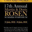 2018 Holocaust Symposium